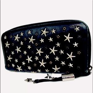 "Jimmy Choo Zip Around Wallet - 8""x4"""